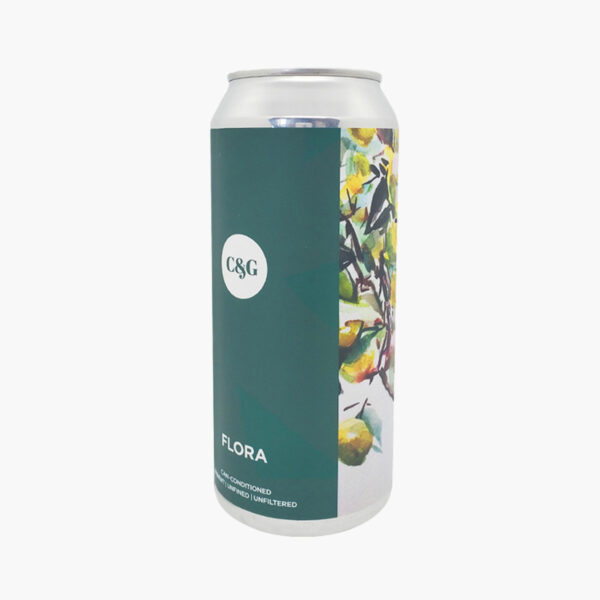 2020 Flora 473ml Can